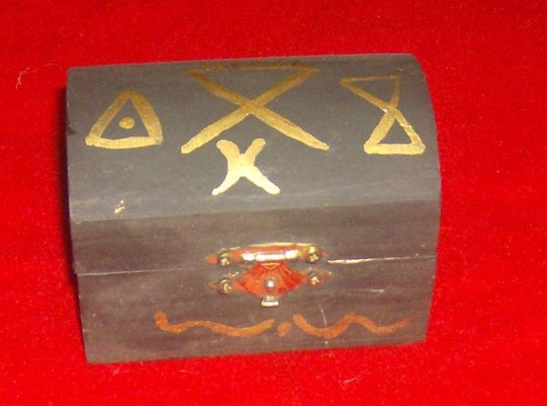 HOODOO CONJURE BOX SPELL